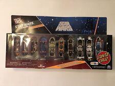 Exclusive 10 Board Star Wars Tech Deck. Collectors Set Glow in the Dark.