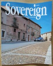 JAGUAR SOVEREIGN orig 1997 International Magazine Brochure - Edition 20
