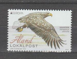 S36728 Aland Europa Cept MNH 2019 1v Bird Birds