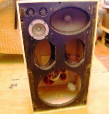 Saba 840 F Box, Lautsprecher