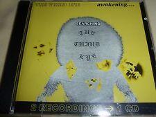 CD.THE THIRD EYE.2ON1.AWAKENING&SEARCHING.69.SOUTH AFRICAN. HEAVY PROG LIKE DEEP