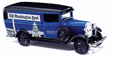 NEW HO Busch FORD MODEL AA WASHINGTON POST Truck 47726