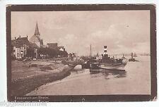 Emmerich am Rhein AK um 1920 Kirche Schiffe Nordrhein-Westfalen 1602357