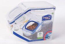 LOCK&LOCK Dry Food Grain Cereals storage container Dispenser HPL701 2.5L/84.5oz
