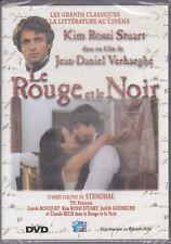 DVD NEUF LE ROUGE ET LE NOIR CAROLE BOUQUET KIM ROSSI STUART