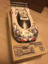 TAMIYA F103 F103RS PORSCHE 911 GT1 98 LM WINNER BODY SET 1/10 RC EX DISPLAY ONLY