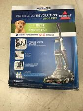 ***BISSELL ProHeat 2X Revolution Pet Pro Full-Size Carpet Cleaner***