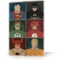 METAL TIN SIGN SUPER HERO BATMAN SUPERMAN Vintage Retro Decor Home Bar Pub Wall