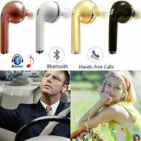 Bluetooth Earphone Wireless Stereo Headset With Mic For Android IOS Phone PC PS3