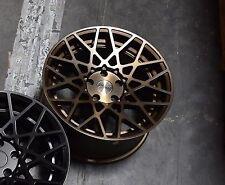 Avid1 AV36 18x8.5 +35 5x100 Matte Bronze Concave (Set of 4)