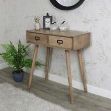 Muebles vintage, retro comedores de color principal marrón para el hogar