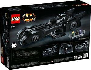 LEGO DC Batman 1989 Batmobile 76139 Building Kit