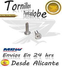 2 tornillos pentalobe / pentalobular / 5 puntas iPhone 4G/ 4S
