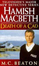 Good, Death of a Cad (Hamish Macbeth), Beaton, M. C., Book