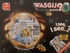 WASGIJ CHRISTMAS No 9 ( A BRIGHT CHRISTMAS NIGHT ! ) 1000p Complete.