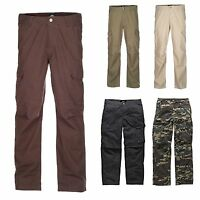 Dickies New York Ripstop Cargohose Herren Freizeit Combat Hose mehrere Farben