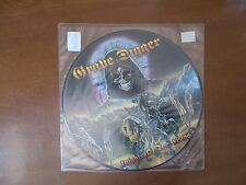 GRAVE DIGGER KNIGHTS OF THE CROSS PICTURE LP 1 ST PRESS GUN RECORDS 1998 NEW!!!