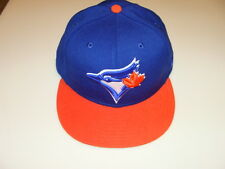 Toronto Blue Jays Custom New Era Cap Hat 7 1/2 59fifty MLB Baseball Orange Fit