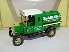 MATCHBOX YESTERYEAR FORD MODEL T TANKER ZEROLENE Y3
