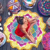 Indian Tapestry Wall Hanging Mandala Hippie Cover Bedspread Throw Bohemian Decor