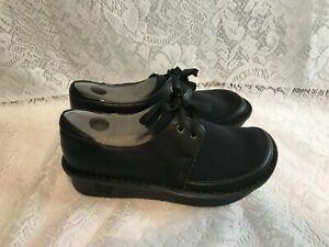 Alegria Dani Black Nappa Womens Comfort Shoes DAN-601 SZ 36/6