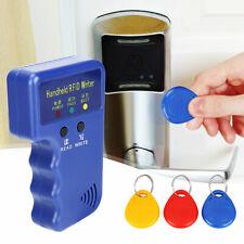 125KHz Handheld RFID Writer/ Copier/ Readers/ Duplicator With 3PCS ID Tags US