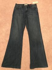NWT Cookie Johnson CJ Restoration Relaxed Flare Bootcut 31 Jeans Denim 12 10