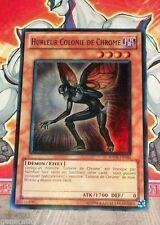 Carte YU GI OH HURLEUR COLONIE DE CHROME HA05-FR046