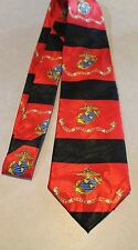 The United States Marine Corps On A Brand New Tie! #1388 Free Shipping