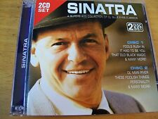 FRANK SINATRA A SUPERB COLLECTION OF BLUE EYES CLASSICS DCD