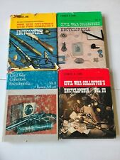 Civil War Collector's Encyclopedia Set by Francis A Lord (4 Book Set) 1-4 I-IV