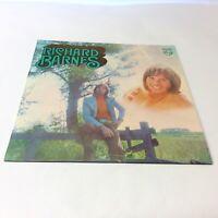 'Richard Barnes' Self Titled 1970 Philips Vinyl LP EX-/EX- Superb Clean Copy!