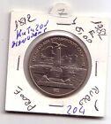 Russia 1 rublo 1987 Battaglia Borodino FDC UNC Pick 204 proof like
