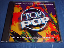 TOP POP Queen, Tina Turner, Joe Cocker, R.E.M., Billy Idol, uva. Pop/Rock CD NEU