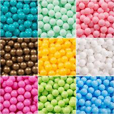 KiddyMoon KinderBälle ∅7cm für Bällebad Plastikbälle 50-700 Pack, Einheitlich