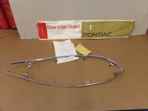 NOS PONTIAC 1970 FIREBIRD TRANS AM ACCESSORY DOOR EDGE GUARD SET   10