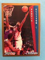 1992-93 Fleer Tony's Pizza Pervis Ellison Washington Bullets