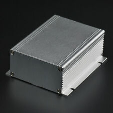 Extruded Aluminum Electronic Power PCB Instrument Box Case Project DIY 100*88*39