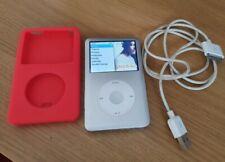 Apple MB029LLA iPod Classic 6th Generation 80 GB - Silver