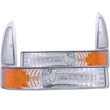 ANZO EURO PARKING LIGHTS AMBER REFLECTOR FITS 2000-2004 FORD EXCURSION 511039