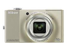 Nikon Coolpix S8000 14 MP Digital Camera (Silver)