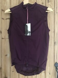 Rapha PRO TEAM Lightweight Gilet Plum Size Small