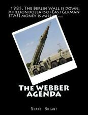 The Webber Agenda by Shane Briant (2013, Paperback)