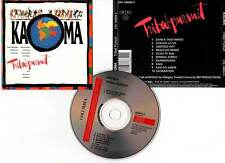 """KAOMA """"Tribal-Pursuit"""" (CD) 1991"""