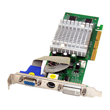 Sparkle GeForce FX5200 128MB DVI VGA AGP Graphics Card SP8834DT/128M