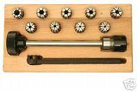 22042 GG-Tools  BOHRBROSCHE für Lorch Wolf & Jahn Uhrmacherdrehbank