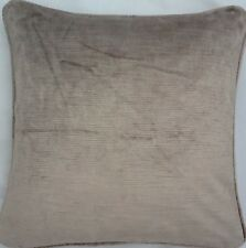 10.2X50.8cm Cushions And Inners In Villandry Truffle Velluto Tessuto