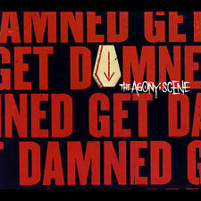 The Agony Scene - Get Damned [Slipcase]  (CD, Oct-2007, Century Media (USA))