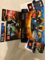 *BOX ONLY* - Lego Diminsions Team Pack Harry Potter 71247