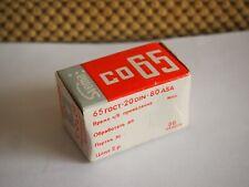 Svema CO 65 Color reversal 35mm format film USSR Exp.1987